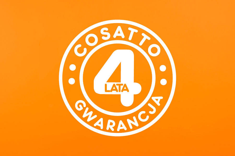 Wózek Cosatto supa gwarancja