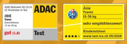 adac tsc - JOIE Traver kolor Coal