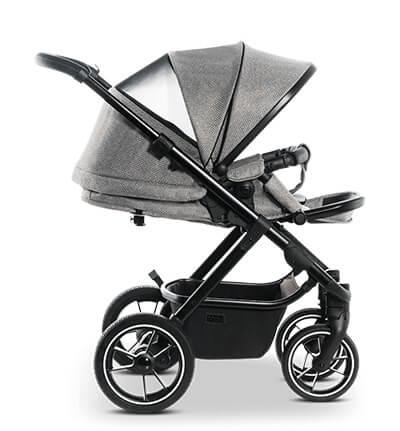 Moon Buggy Scala Wózek dziecięcy wielofunkcyjny Płaska pozycja spacerówki