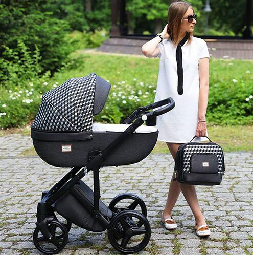 Adamex Luciano Mama na spacerze