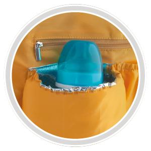 Canpol babies Thermal insulation bag Lady Mum