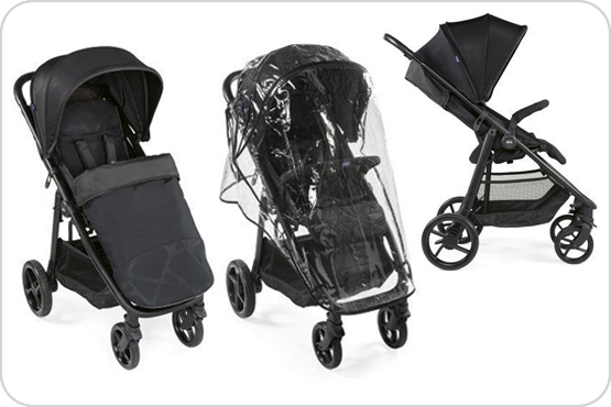 Chicco Multiride Wózek spacerowy