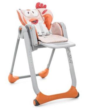 Chicco Polly 2 Start Krzesełko do karmienia regulacja