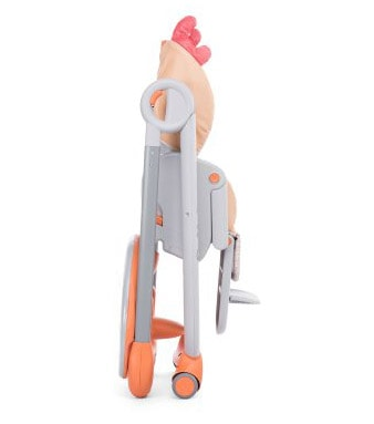 Chicco Polly 2 Start Krzesełko do karmienia składanie